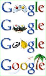 Русские дудли Google