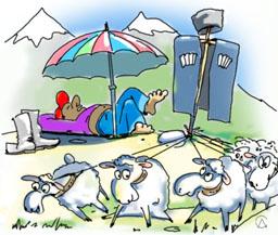 Пастух для ссылок